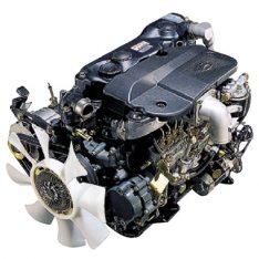 Động cơ D4AF cho dòng xe Hyundai