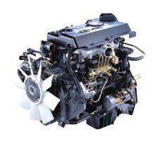Động cơ D4DD cho dòng xe Hyundai