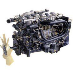 Động cơ D6AC cho dòng xe tải Hyundai