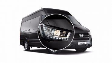 Đèn pha led Hyundai Solati Thành Công