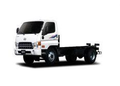 Cabin mộc xe tải Hyundai HD72