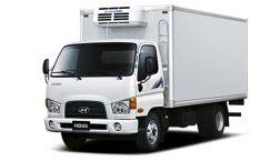 Cabin mộc xe tải Hyundai HD65